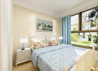 富裕型90平米三室两厅地中海风格儿童房设计图