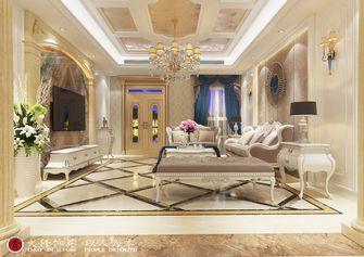 140平米四室四厅欧式风格客厅装修效果图