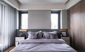 140平米四室四厅混搭风格卧室图