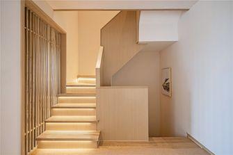 豪华型140平米别墅日式风格楼梯间图片