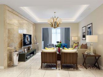 130平米三室两厅现代简约风格其他区域家具欣赏图