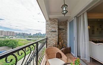90平米三室两厅美式风格阳台设计图