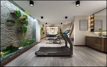50平米美式风格健身室图片大全