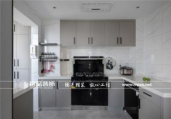 120平米四现代简约风格厨房装修图片大全