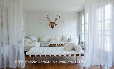 50平米公寓美式风格客厅图片