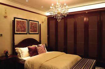 90平米东南亚风格卧室图片大全