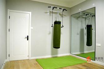 120平米复式北欧风格健身室装修效果图