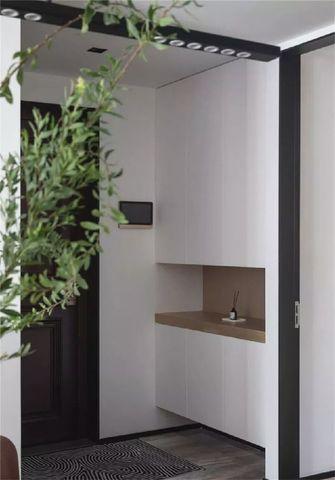 80平米四现代简约风格玄关设计图
