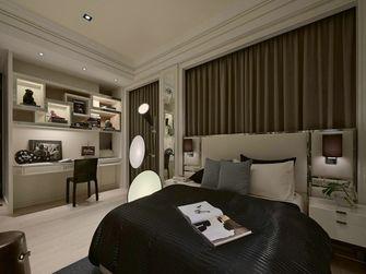 50平米公寓新古典风格卧室背景墙装修图片大全