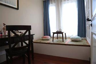 120平米三田园风格卧室设计图