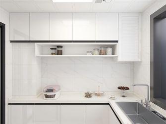 50平米一室一厅现代简约风格厨房装修图片大全