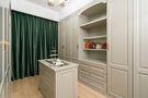110平米三室一厅法式风格衣帽间图