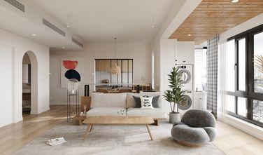 90平米三宜家风格客厅装修效果图
