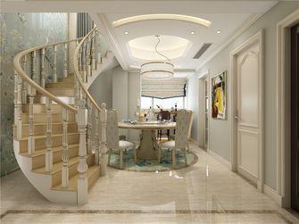 140平米复式新古典风格餐厅效果图