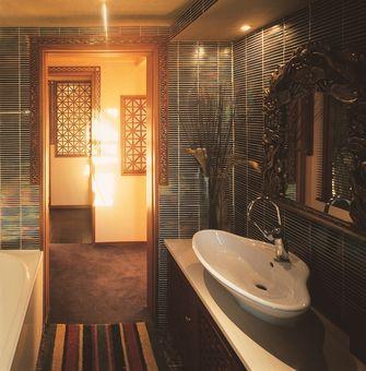 100平米东南亚风格卫生间装修案例