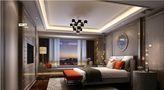 90平米三室一厅宜家风格阁楼图