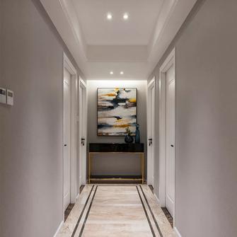 140平米四混搭风格走廊欣赏图