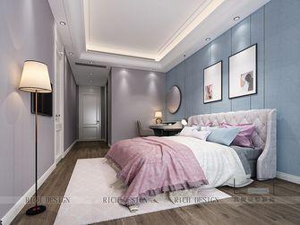 140平米四室一厅中式风格儿童房效果图