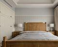 100平米三室三厅美式风格卧室图