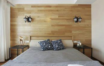 80平米现代简约风格卧室欣赏图