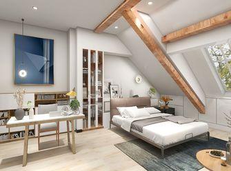 140平米复式现代简约风格阁楼图片