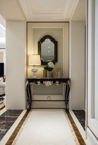110平米三室两厅现代简约风格玄关图片