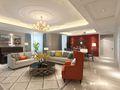 140平米四室两厅美式风格阳光房图片大全