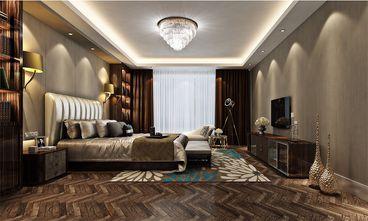 140平米四室三厅其他风格卧室设计图