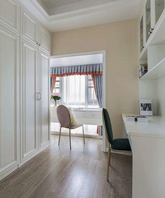 110平米四室两厅美式风格书房装修效果图