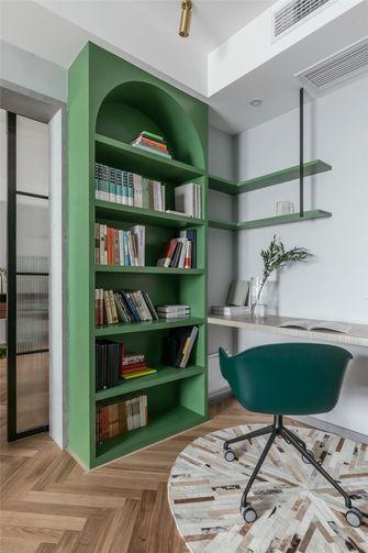 80平米公寓其他风格书房装修案例