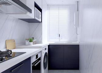 140平米四室一厅现代简约风格厨房装修图片大全