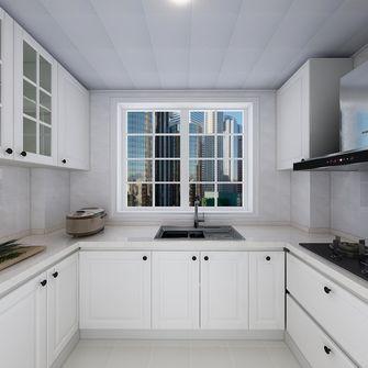 60平米一室一厅现代简约风格厨房图片