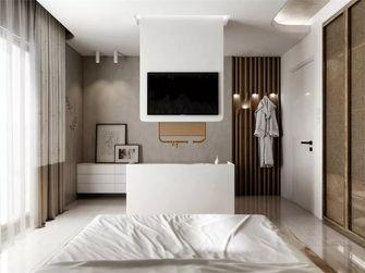 130平米三室一厅地中海风格衣帽间图片