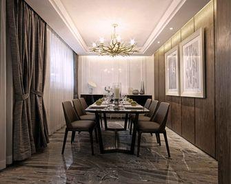 5-10万80平米一室两厅新古典风格餐厅效果图