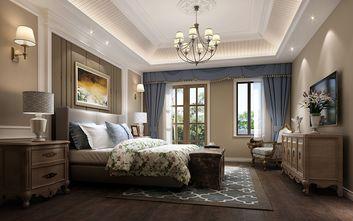 140平米别墅美式风格卧室家具装修案例