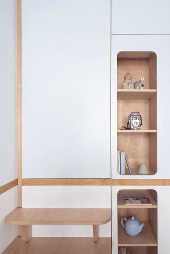 60平米一室一厅中式风格卧室装修案例
