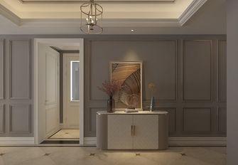 90平米三室三厅美式风格玄关装修案例