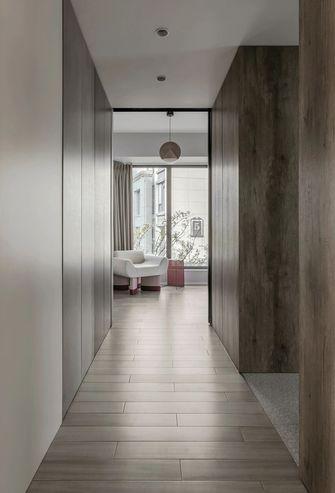 10-15万130平米三室三厅现代简约风格走廊图片
