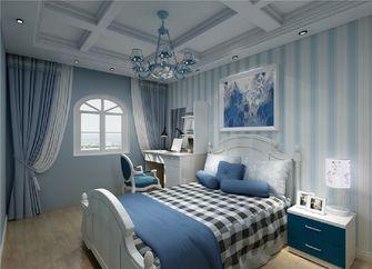 140平米地中海风格儿童房装修效果图