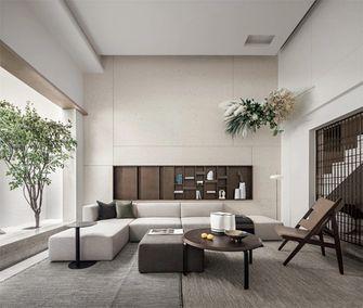 140平米三室五厅混搭风格客厅欣赏图