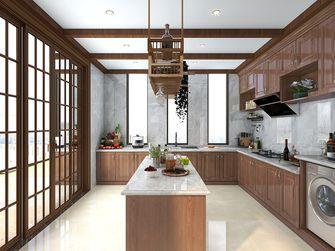 140平米别墅美式风格厨房欣赏图