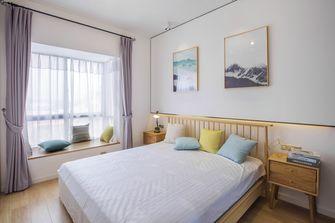 120平米三室两厅北欧风格卧室图