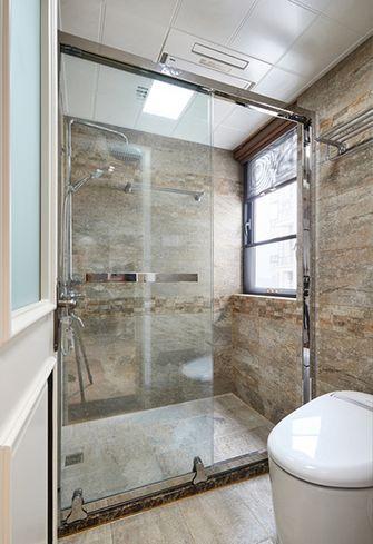 100平米三室两厅欧式风格卫生间浴室柜装修案例