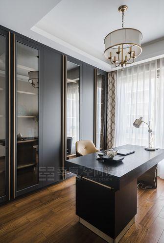 140平米四室两厅其他风格书房图片