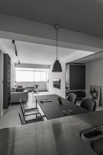 140平米公寓现代简约风格阁楼欣赏图