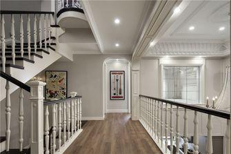 140平米别墅美式风格走廊装修图片大全