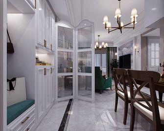 60平米一室一厅美式风格衣帽间欣赏图