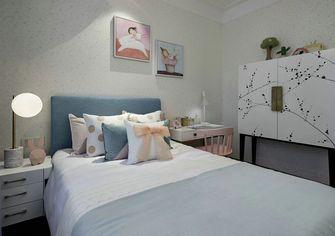120平米三室两厅新古典风格儿童房效果图