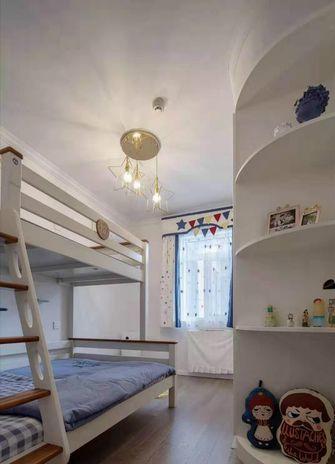 70平米地中海风格儿童房装修案例