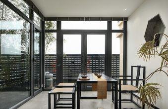80平米复式现代简约风格阳光房装修图片大全